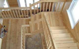 Как правильно покрасить лестницу из сосны