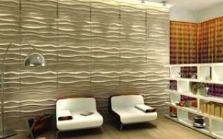 Стеновые панели под покраску для внутренней отделки