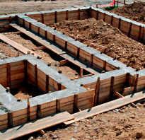 Как замешать бетон для фундамента пропорции