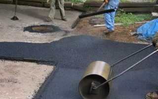 Можно ли класть асфальт на бетон