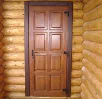 Как покрасить дверь из массива сосны