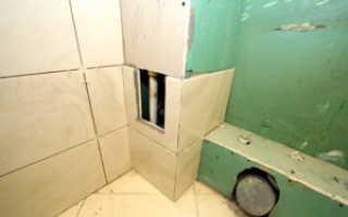 Какой гипсокартон использовать в ванной под плитку