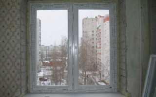 Как сделать внутренние откосы на окнах