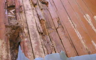 Как утеплить пол в старом деревянном доме