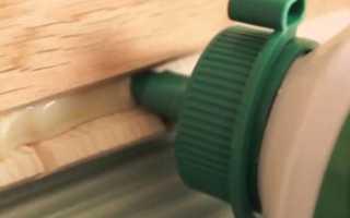 Как убрать воск с ламината