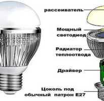 Как починить диодную лампочку