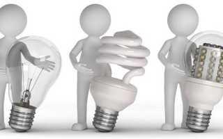 Какие лампочки самые экономичные и безопасные