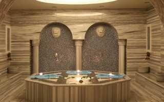 Как сделать хамам в своей бане