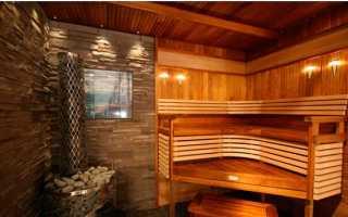 Как утеплить парилку в бане изнутри
