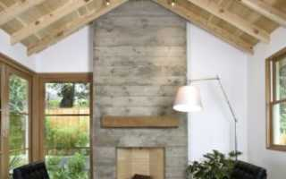 Как правильно сделать потолок в частном доме