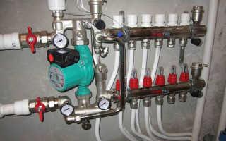 Как выбрать насос для теплого водяного пола