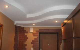 Как построить потолок в частном доме