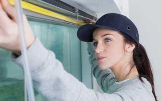 Как рассчитать размер штор на окна