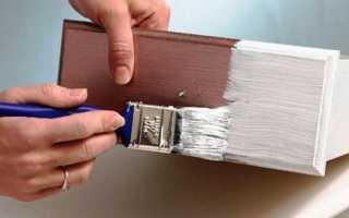 Можно ли красить акриловой краской по алкидной