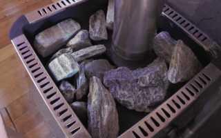 Какие камни можно использовать для бани