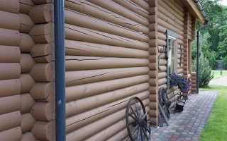 Как покрасить старый деревянный дом снаружи