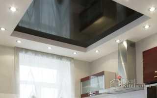 Как зрительно поднять низкие потолки