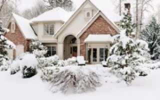 Как утеплить летний домик для проживания зимой