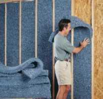 Как правильно утеплить стену в квартире изнутри