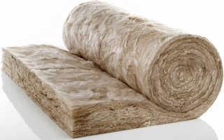 Какой слой минваты нужен для утепления потолка