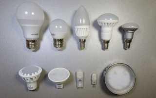 Как устроена светодиодная лампа на 220в