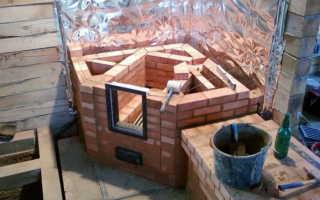 Нужен ли фундамент под камин