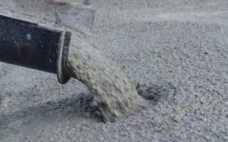 Какой марки цемент нужен для фундамента