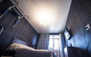 Натяжные потолки ПВХ или ткань что лучше