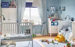 Какой краской красить детскую кроватку