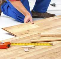 Как правильно стелить ламинат на бетонный пол