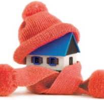 Как быстро утеплить дом