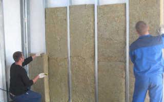 Как утеплить стены внутри в частном доме