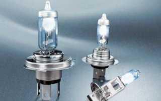 Галогенная или галогеновая лампа как правильно