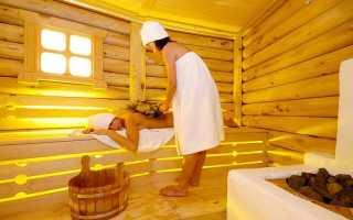 Как правильно сделать парилку в деревянной бане