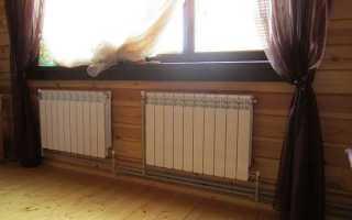 Как крепить радиаторы отопления к стене