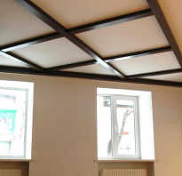 Как крепить декоративные балки на потолок