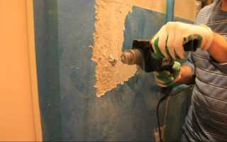 Перед покраской стен что нужно сделать
