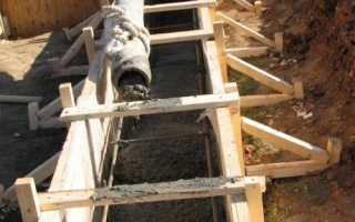 Как высчитать кубический метр бетона