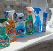 Как быстро вымыть окна без разводов