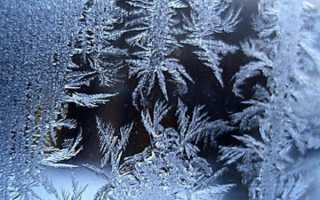 Можно ли мыть пластиковые окна зимой