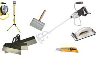 Как убрать трещины на потолке из гипсокартона