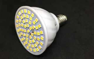 Почему моргает светодиодная лампа после выключения