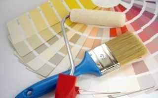 Какой валик лучше для покраски стен