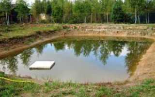 Как сделать фундамент если близко грунтовые воды