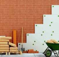 Как правильно утеплить фасад дома пенопластом