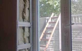 Какой краской покрасить откосы на окнах внутри