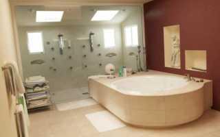 Можно ли использовать гипсокартон в ванной
