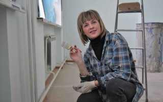 Как покрасить трубы отопления в квартире