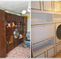 Можно ли покрасить мебель из ламинированного ДСП