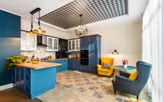 Какие потолки лучше делать в квартире